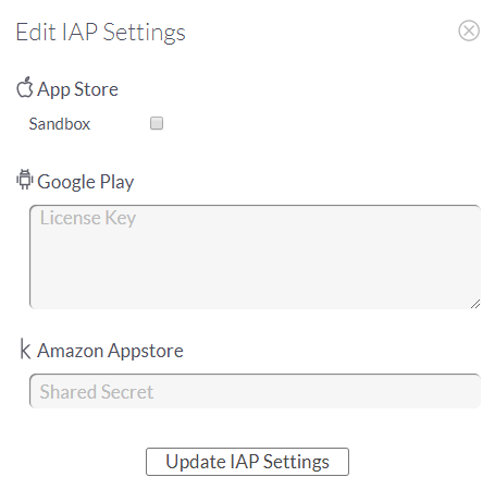 In App Purchase Validation - Developer Guide