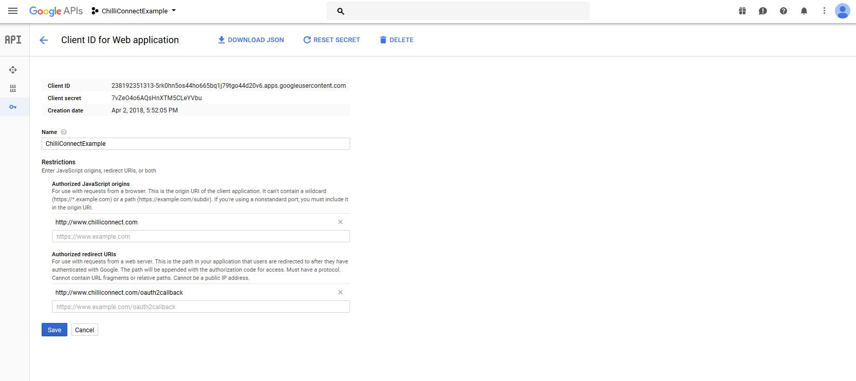 Google Link and Login - Developer Guide